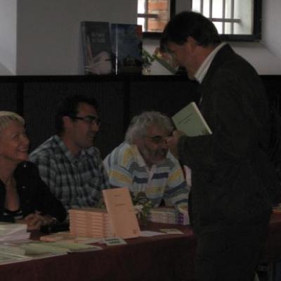 Salon du Livre de Pamiers (09) 6-6-2010