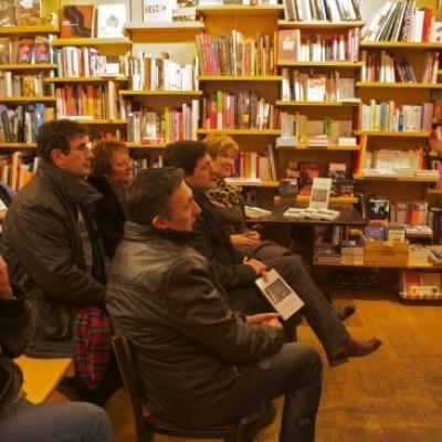 Librairie L'attente l'oubli à Saint-Dizier 29-1-11