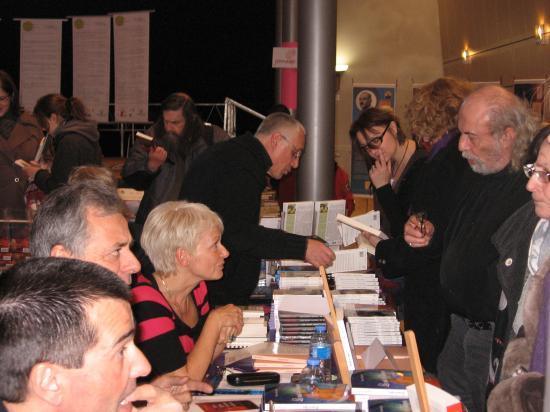 La Vague des Livres - Villefranche en Beaujolais (69) 13 & 14 mars 2010