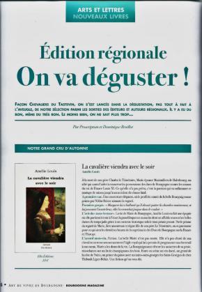 Bourgogne magazine nov 2017